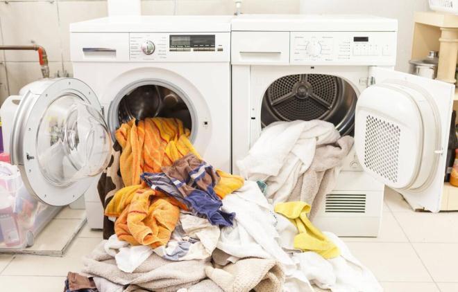 плесень в стиральной машине причины