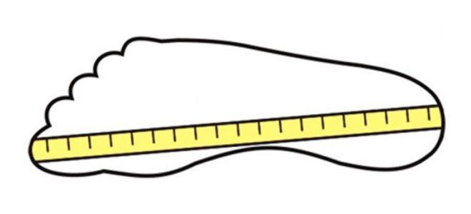 Как определить размер роликовых коньков для ребенка
