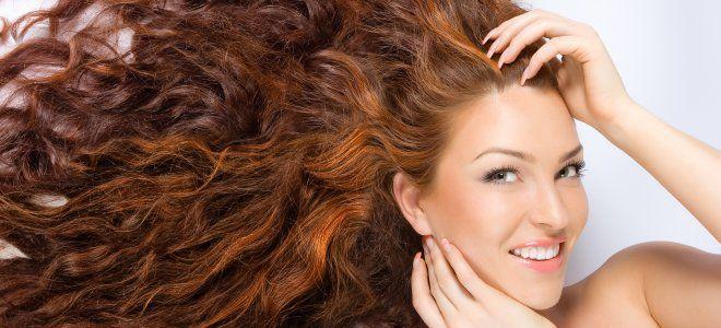 Бесцветная хна для укрепления волос