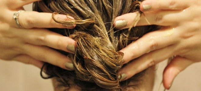 Как наносить бесцветную хну на волосы