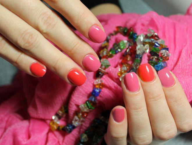 Рисунки на ногтях гель-лаком (44 фото) 87