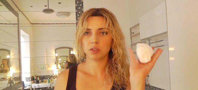 химическая завивка волос мокрый эффект третий