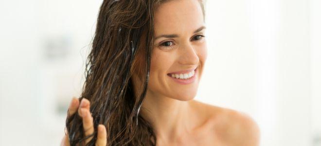 Пенка для эффекта мокрых волос
