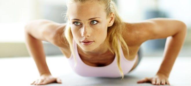 какими упражнениями увеличить бюст