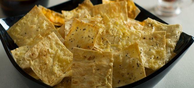 пп чипсы из лаваша