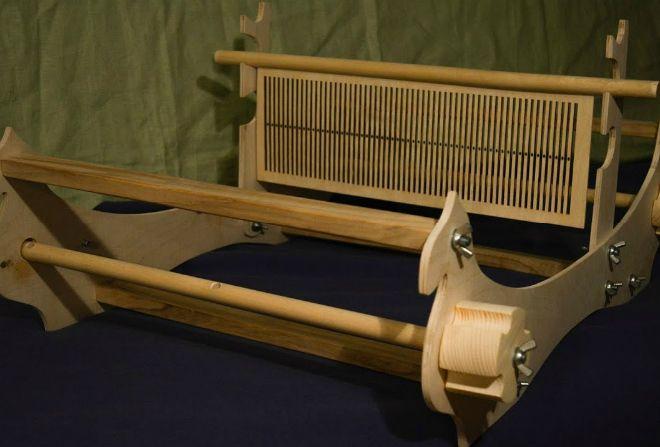 как работает ткацкий станок