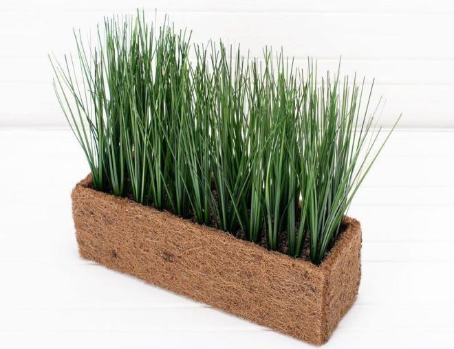 Искусственная трава осока
