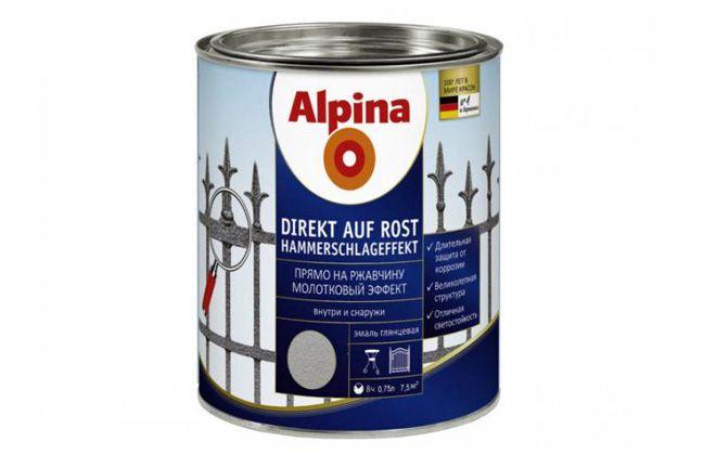 ALPINA DIREKT AUF