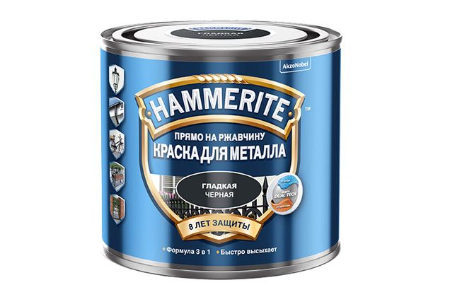 краска по металлу ХАММЕРАЙТ