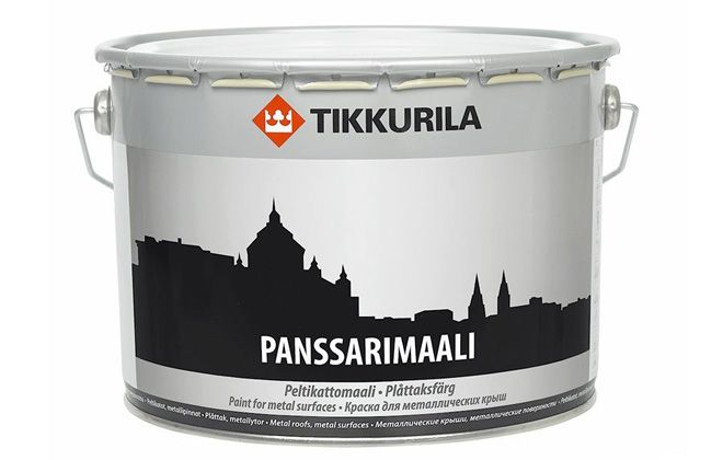 TIKKURILA PANSSARIMAALI