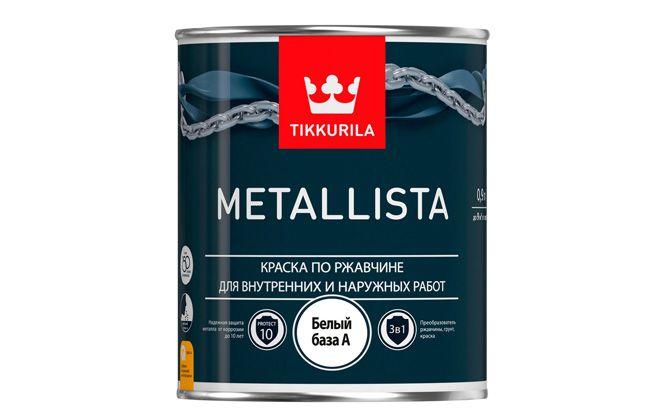 TIKKURILA METALLISTA