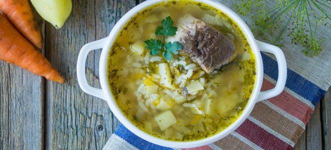 рыбный суп из консервов рецепты