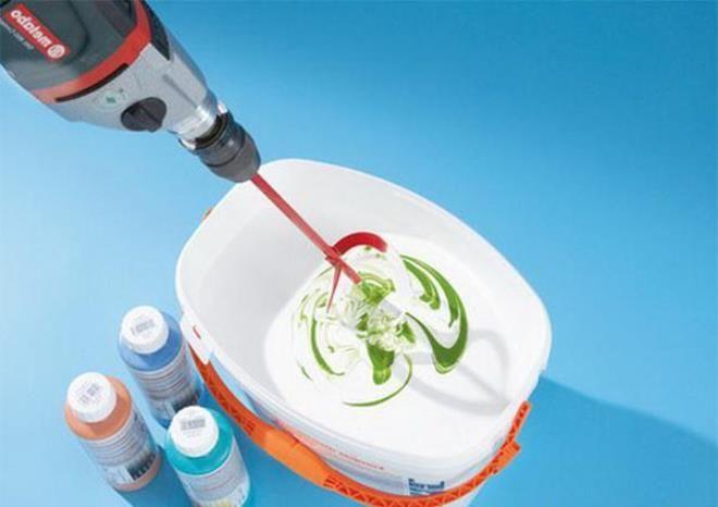 как самому изготовить резиновую краску