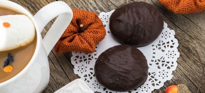зефир в шоколаде рецепт