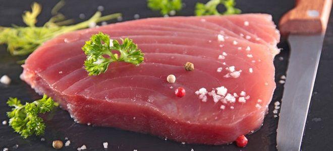секреты приготовления тунца