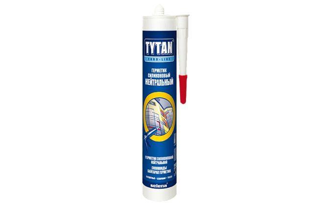 рейтинг акриловых герметиков Tytan Euro-Line
