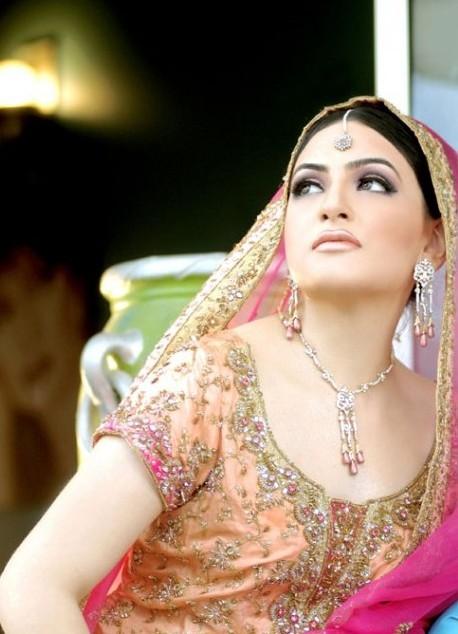 Индийский макияж 6