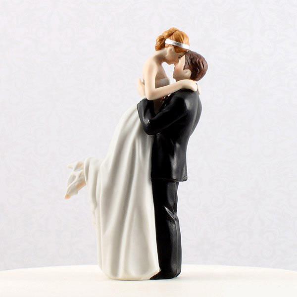 Шоколадные свадебные фигурки