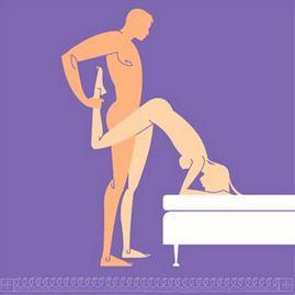 позицию лежа в сексе