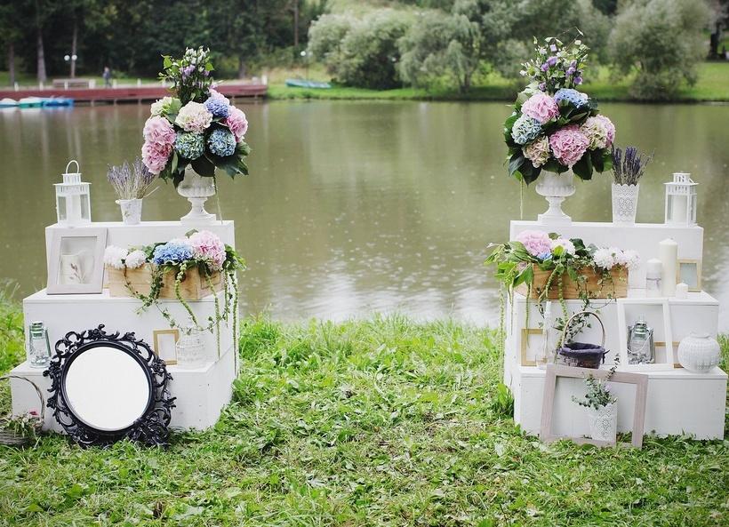 Grande provence wedding