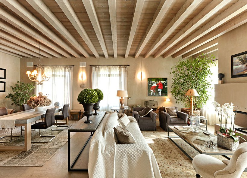 Дома в италии дизайн