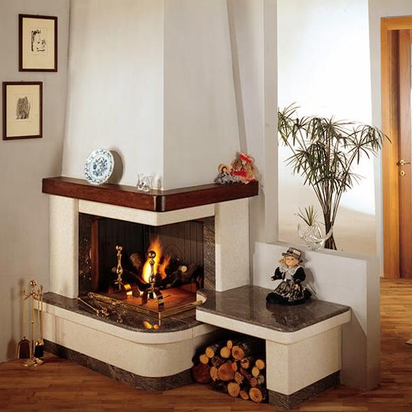 Фото современный дизайн интерьера кухни совмещенной с гостиной