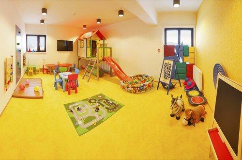 Детская игровая комната.