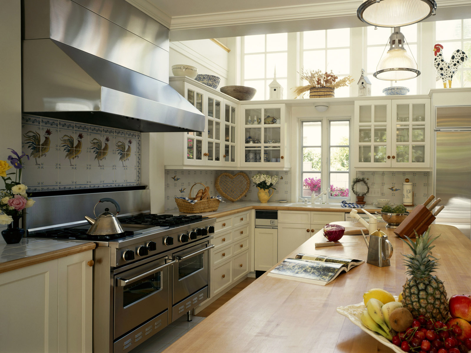 Кухни интерьер фото в доме