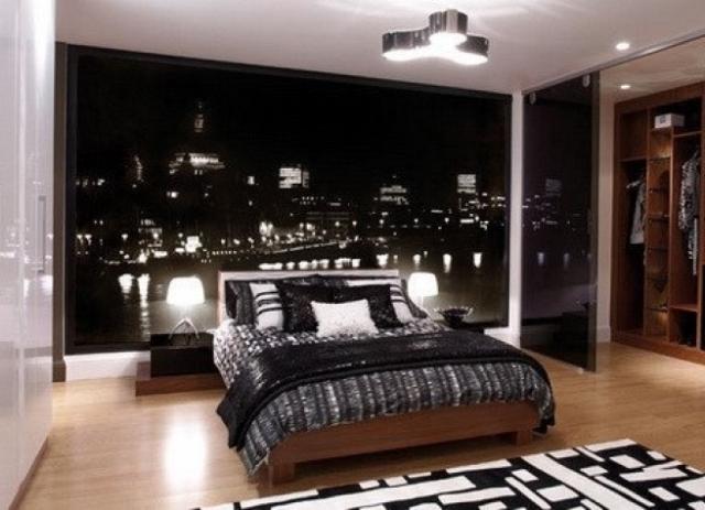 Фотообои дизайн комнаты