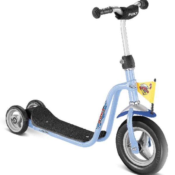 самокат детский с 3 колесами