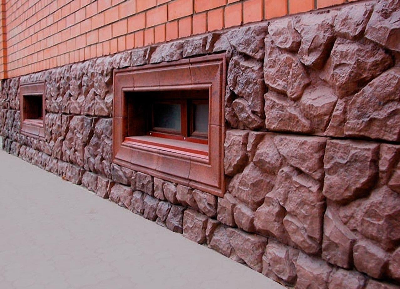 Облицовка дома природным камнем: технология укладки, отделка 79