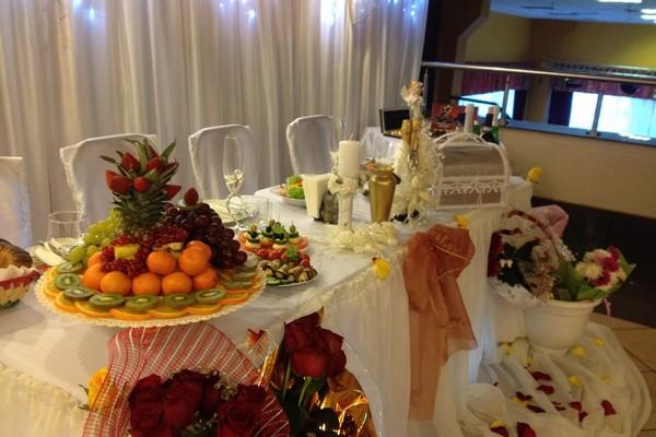 Оформление тканями и цветами свадьбы в Рязани