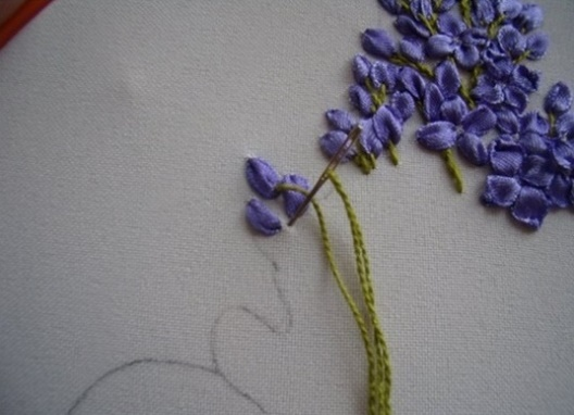 Как научиться вышивать лентами