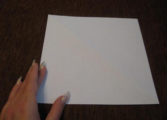как сделать череп из бумаги_1