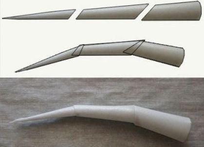 как сделать накладные зубы в домашних условиях