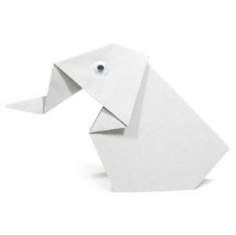 How to Make an Origami Elephant Designed   Origami Spirit