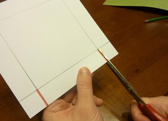 Как из бумаги сделать ватман из
