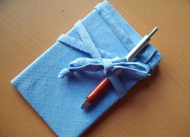 Как сделать лд своими руками из толстой тетрадь