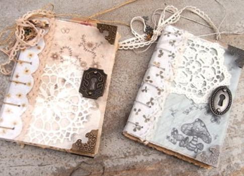 Личные дневники для девочек фото своими руками