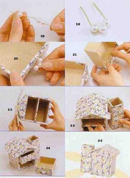 Сделать рукоделие для дома своими руками