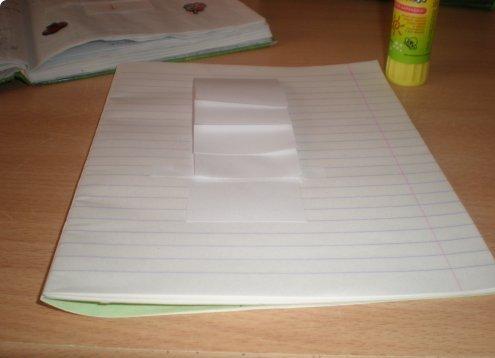 Как сделать в дневнике водопад 137