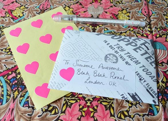 Как делать конверт из бумаги а