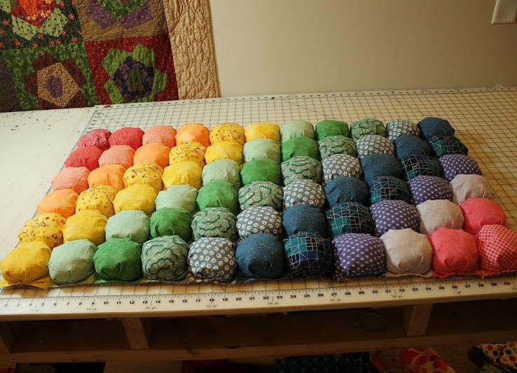 Одеяло из шариков своими руками - Extride.ru