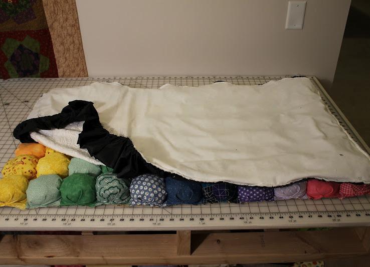 Как сделать одеяло для ребенка своими руками - Daurskiykadet.ru