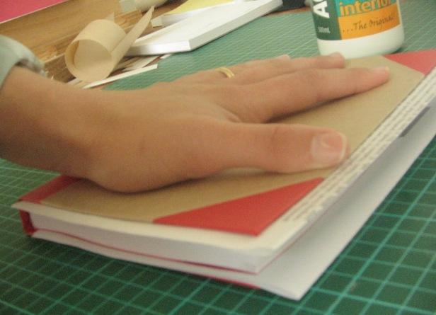 Переплет из картона своими руками
