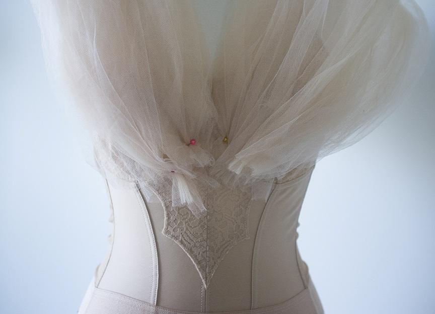 Как сшить юбку из лент фатина фото 298