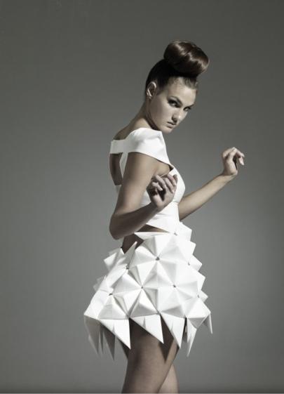Как сделать платье из подручных материалов фото 645