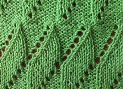 Обучающие схемы вязания на спицах для начинающих рукодельниц, простые и бесплатные, с фото и видео.