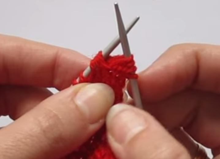 Что означает звездочка в вязании спицами 29