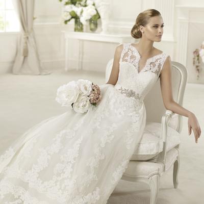 Во сне покупала свадебное платье